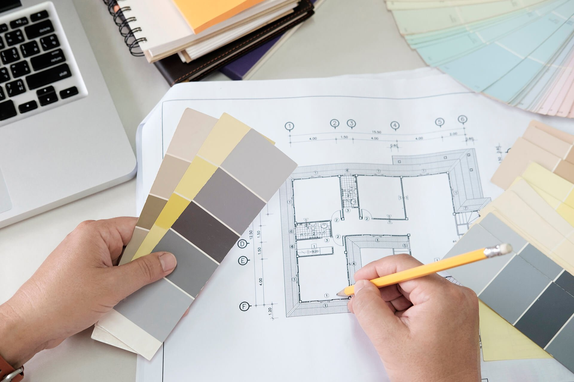 graphic-design-color-swatches-pens-desk-architectural-drawing-with-work-tools-accessories (1)